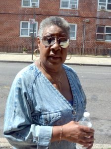 """Food isn't cheap,"" said resident Loretta Masterson."