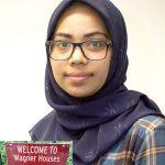 Sobina Siddique seeks to become a civil engineer.