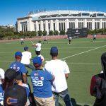 The tournament will be played near Yankee Stadium.