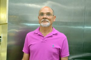 Co-owner Ramón Gómez.