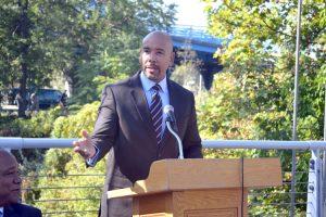 Bronx Borough President Rubén Díaz Jr.