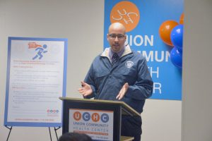 """Taking sugar out of your diet can have a big effect,"" said State Senator Gustavo Rivera."