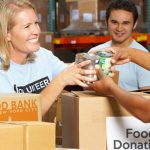 Each year, the Food Bank provides approximately 14.8 million free meals.