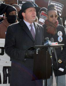 Councilmember Brad Lander.