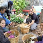 The program is part of the NYC Compost Project.