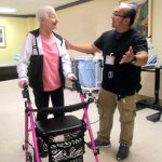 The organization provides home health and other wellness services.
