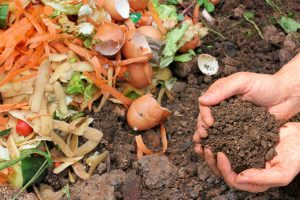 The goal is to reduce the amount of compostable waste that goes into landfills.