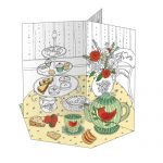 Margaret Peot will offer illustrated activity books.