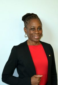 """I'm here to listen and learn,"" said New York City's First Lady Chirlane McCray."