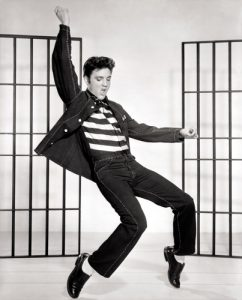 Learn the Jailhouse Rock.