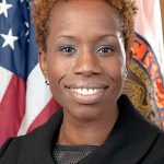 NYCHA Chair Shola Olatoye.