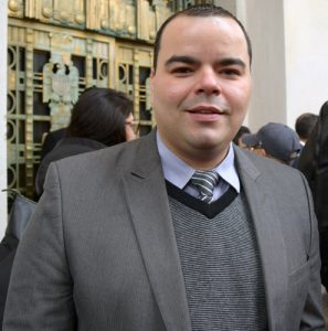"""""""He has to begin to lead the entire country,"""" said Assemblymember Marcos Crespo."""
