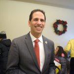 """""""I'm very grateful,"""" said City Councilmember Fernando Cabrera."""