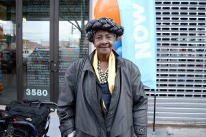 """I think it'll be great,"" said resident Luciel Boles-Wilson."