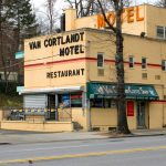 The Van Cortlandt Motel houses 30 homeless families.