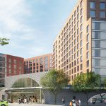 The $165 million project will include 305 units of affordable housing.