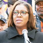 """Closing and consolidating schools will have a dire effect,"" said Public Advocate Letitia James."
