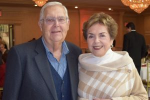 Al and Marge Orlieb were attending the event for the first time.