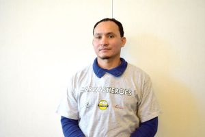 Ernesto Salazar has been a car wash worker since 2001.