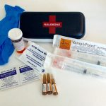 The kits are used in instances of overdoses.