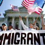 Immigrants rally in Washington, D.C.