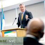 Mayor Bill de Blasio has pledged to increase the M/WBE numbers.