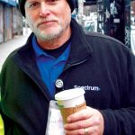 """""""Our people here have built this,"""" said shop steward Richard Shabman."""
