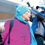 Activist Esperanza Martell.