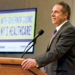 """""""We're not going back,"""" said Gov. Andrew Cuomo."""