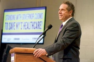 """We're not going back,"" said Gov. Andrew Cuomo."