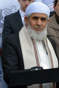 Dr. Hamud Al-Silwi is the imam of the Bronx Muslim Center.