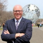 Rep. Joseph Crowley hosted the event.