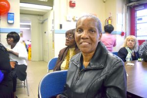 """Charlotte is an inspiration to the younger folks,"" remarked member Sandra Brooks."