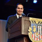 Former Secretary of Housing and Urban Development Julian Castro at the 2016 Conference.