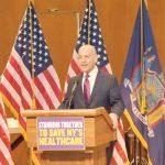 """""""Montefiore never turns anyone away,"""" said Montefiore President Steven Safyer."""