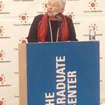 Schools Chancellor Carmen Fariña.