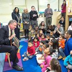 De Blasio first launched UPK in 2014.