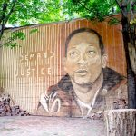 A street mural was created to commemorate Browder's life and death.