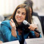 State Assemblymember Nicole Malliotakas filed suit.