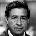 Civil rights advocate Cesar Chávez was invoked.