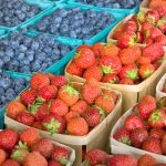 Keep berries fresh.
