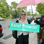 """""""It's been a long time coming,"""" said sister Nicole Browder."""