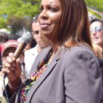 "Public Advocate Letitia ""Tish"" James."