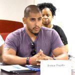 Josmar Trujillo leads the Coalition to End Broken Windows.