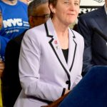 Mary Kay Henry is the International President of Service Employees International Union (SEIU).