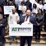 """""""You need to be serious about alternatives to incarceration,"""" said Councilmember Rory Lancman."""