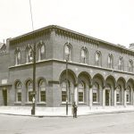 The Hunts Point Library was built in 1929.