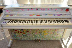Play piano.
