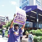 Workers say as much as 25 percent of the staff may be laid off.