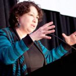 """The Bronx is home,"" said Sonia Sotomayor, Supreme Court Associate Justice. Photo: Nick Carter Photography Inc."